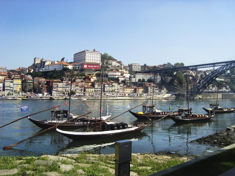 Rio Duero, Oporto