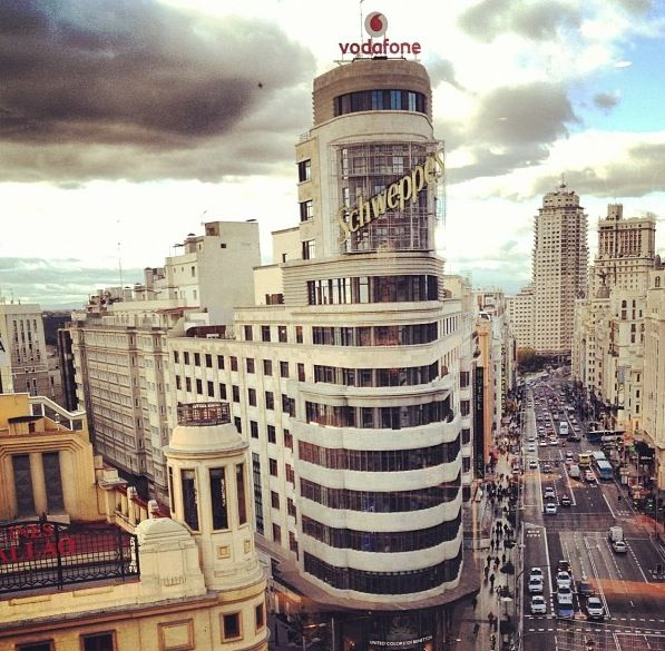 Madrid-Terraza Gorumet Experience, Callao