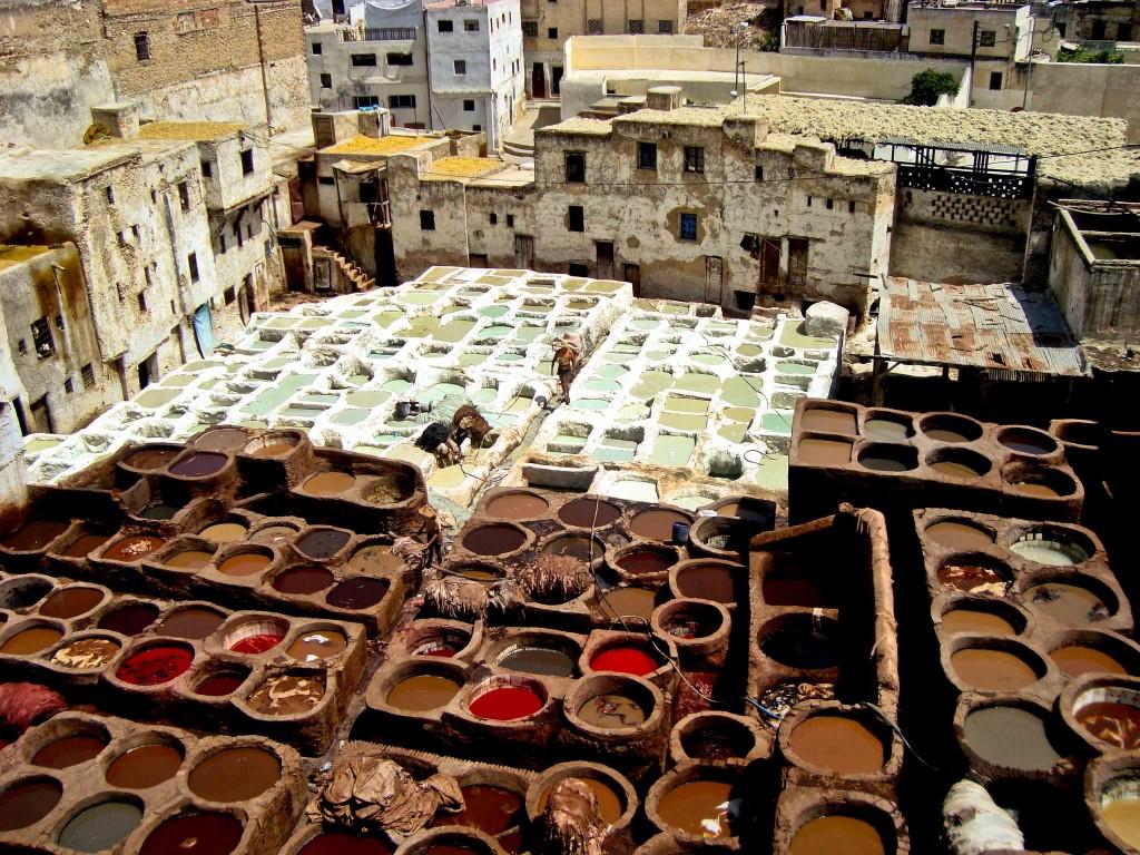 Curtidores_Marruecos