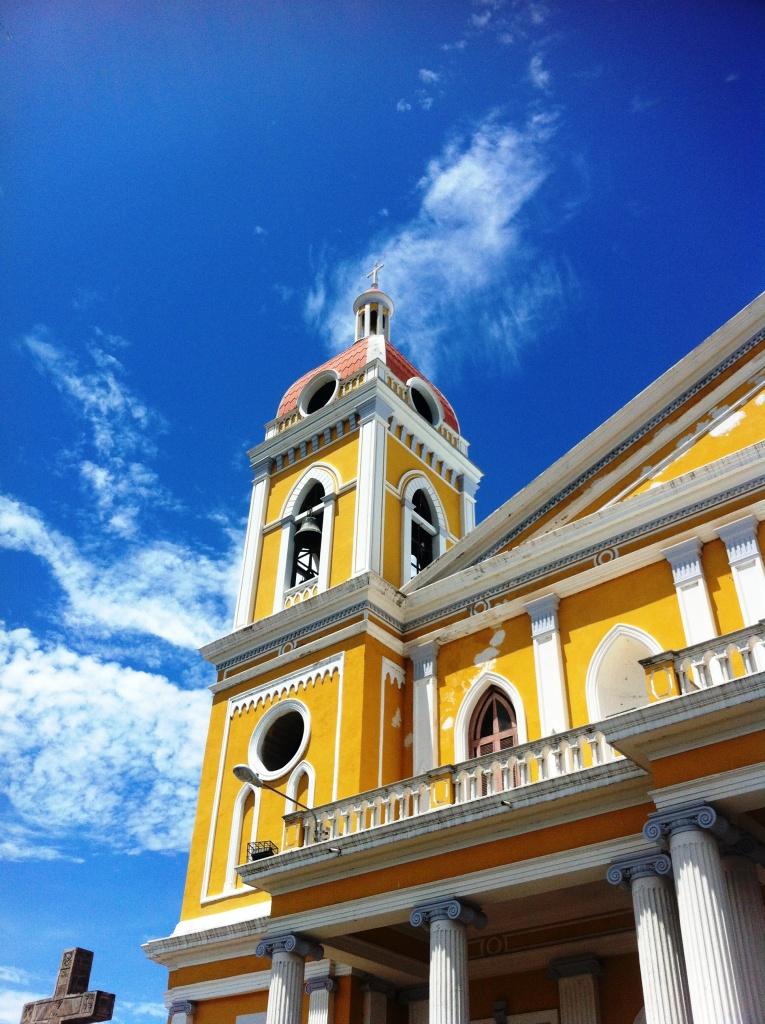 Nicaragua un para so por descubrir i destinos actuales - Abella granada ...