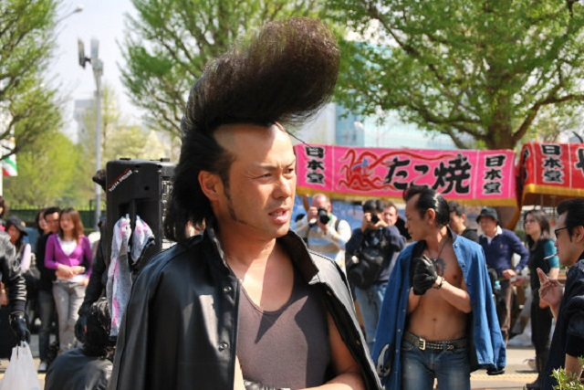 Rockabilly-del-parque-Yoyogi-de-Tokio