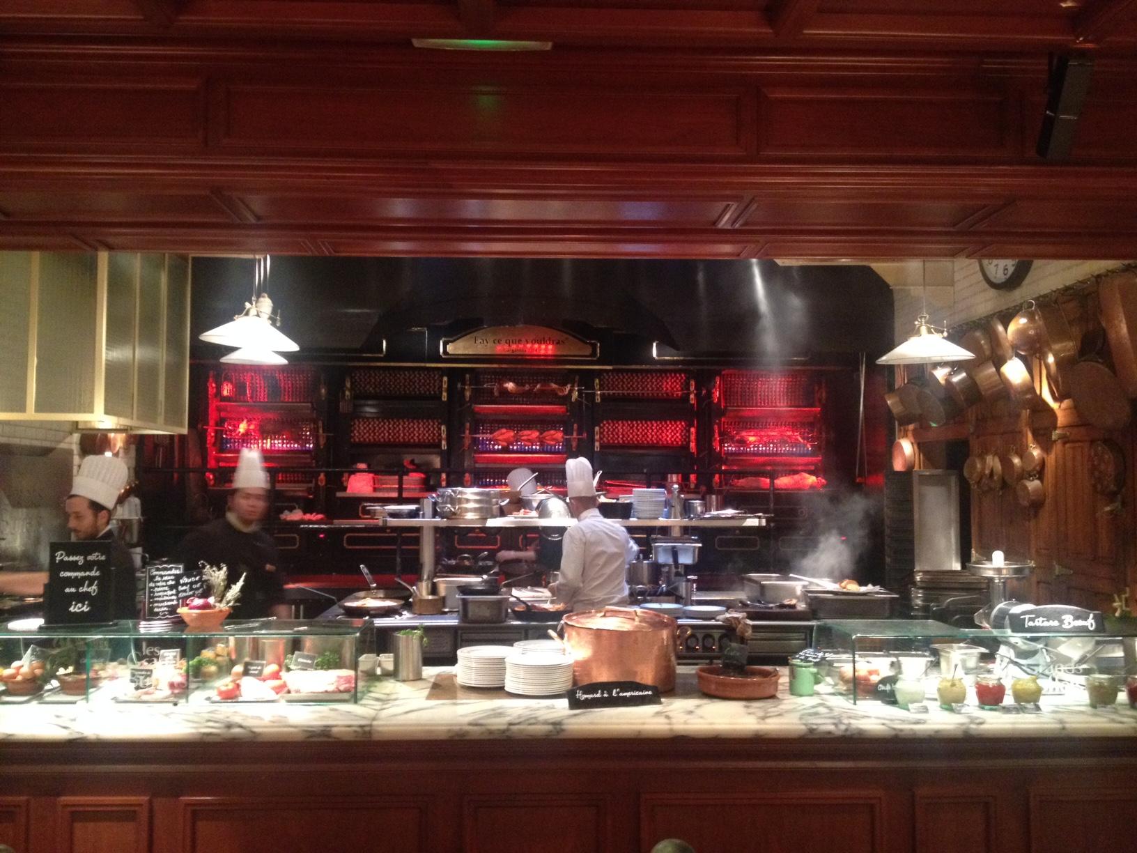 Les Grands Buffets el festival de la gastronoma francesa