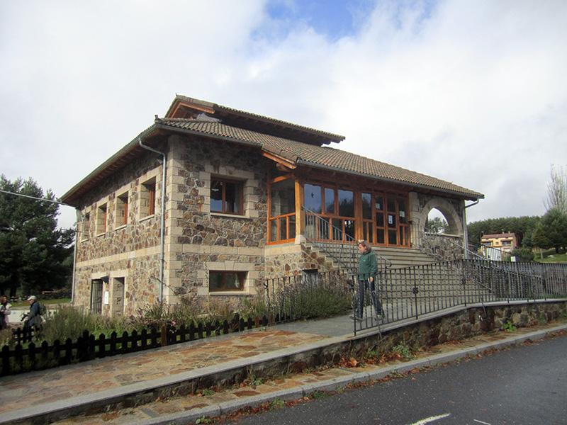 Casa del Parque de Gredos