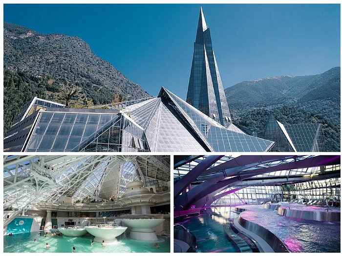 Andorra-Caldea
