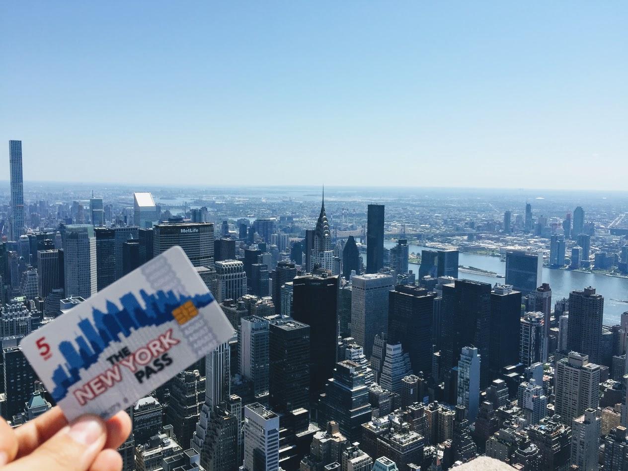 Resultado de imagen para new york pass