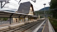 Estación de tren La Molina