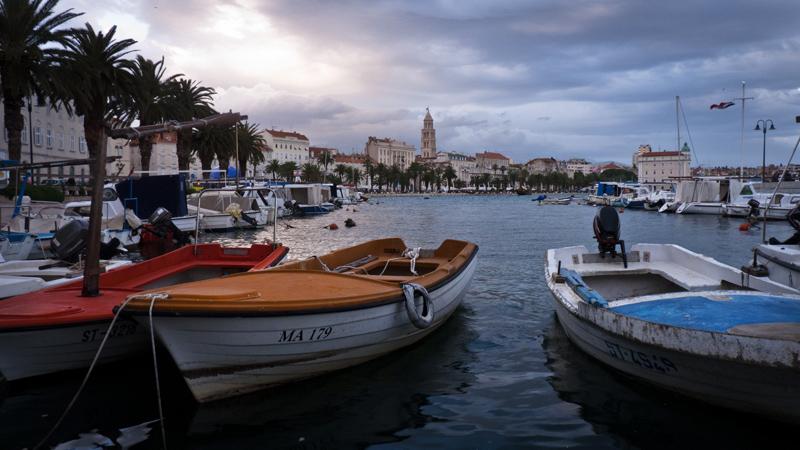 Barcos_Puerto_Split