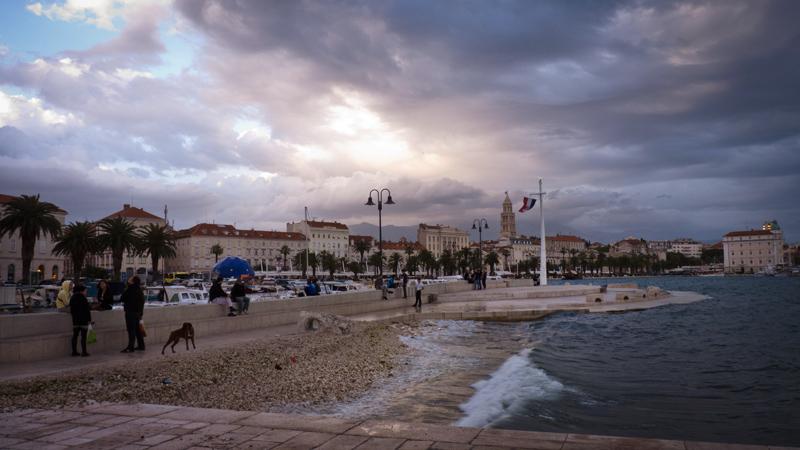 Puerto_Split_Atardecer