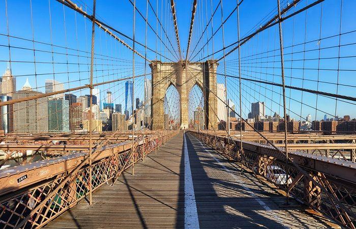 cinco iconos de Nueva York